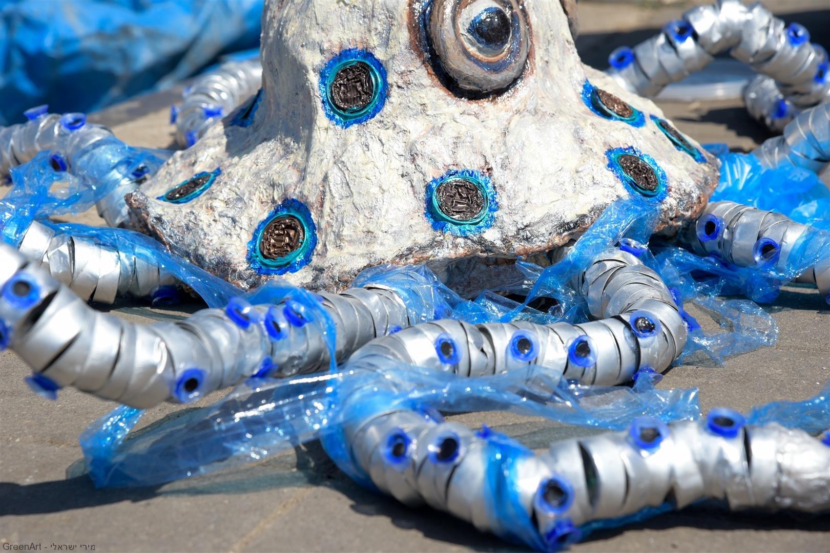 פעם היינו להבונים של נרות שבת היום עברנו מהפן מהפח לזרועותיו של תמנון הטבעות הכחולות