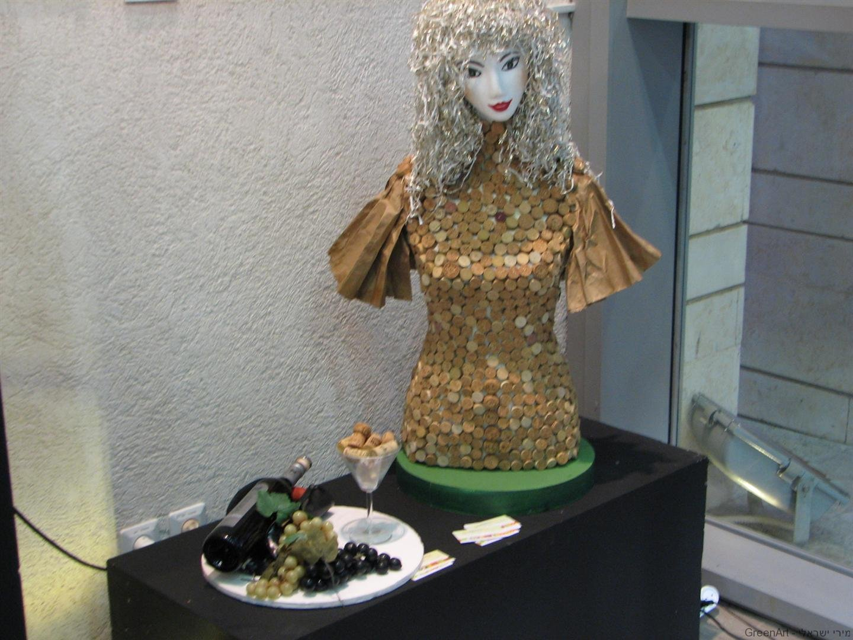 -הברמנית הירוקה- בתערכות איכות הסביבה ומיחזור - ספט' 2011
