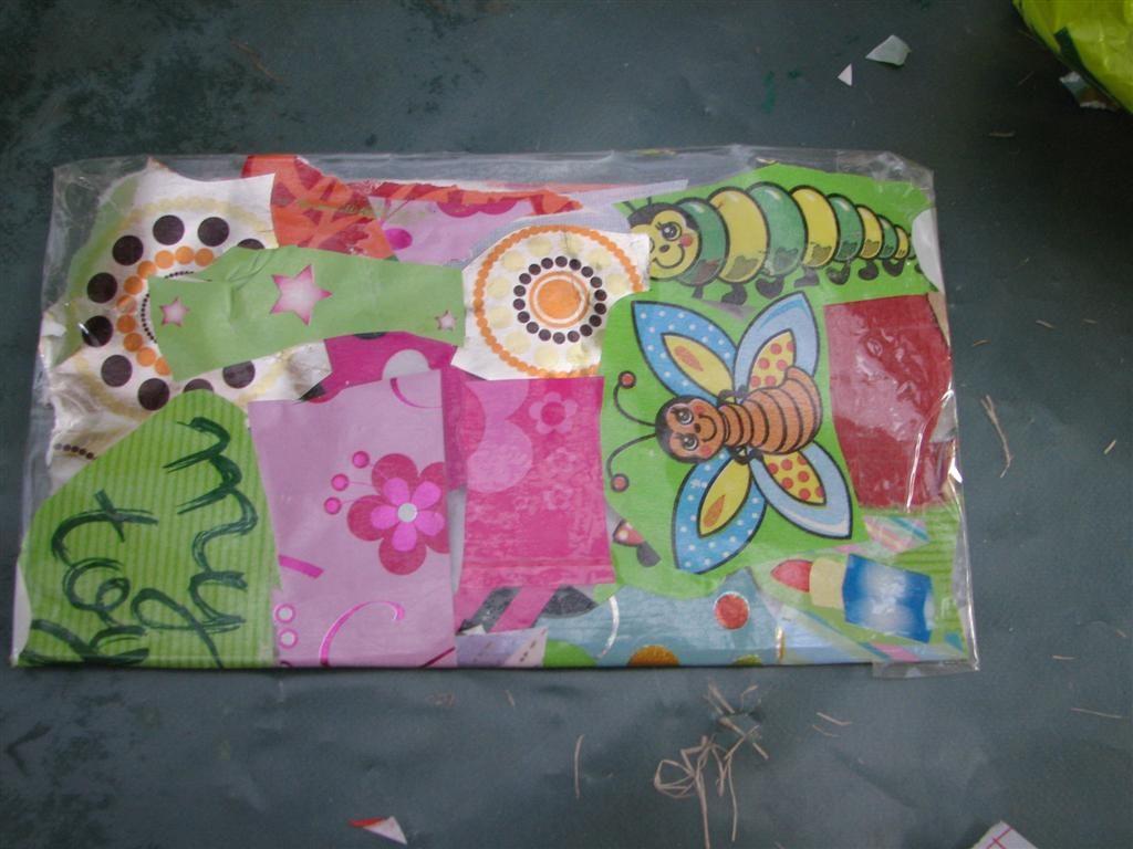 קלמרים ונרתיקים משימוש חוזר בשקיות ניילון ואריזות שונות