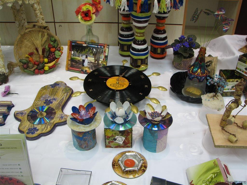השתתפות בתערוכת אומנים בבית היוצר ברעננה (2008)