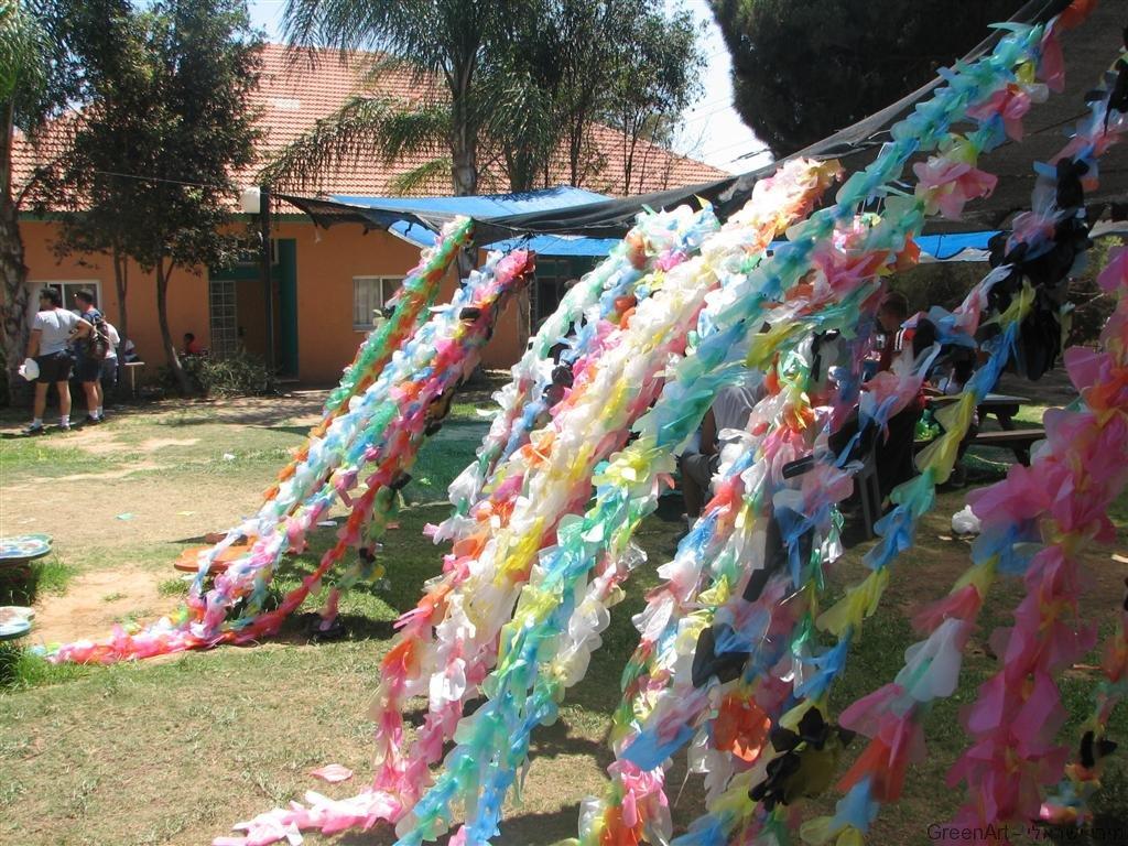 וילונות משקיות ניילון בשימוש חוזר