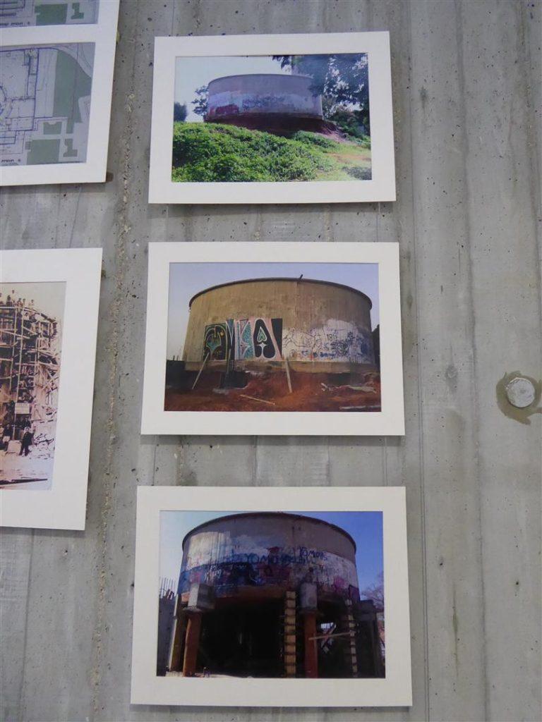 תיעוד שימור אדריכלי של המבנה החיצוני