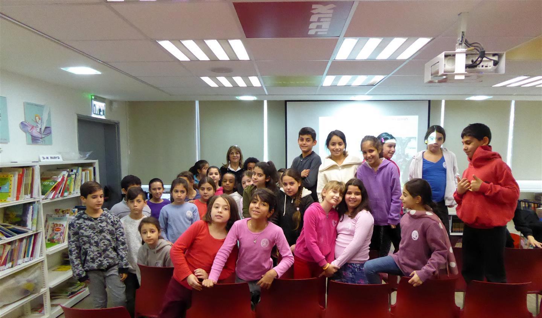 שמחים להירתם למנהיגות הירוקה בבית הספר יגאל אלון בבת ים