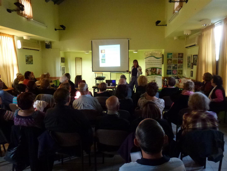 הרצאות  העשרה - שאמנות וסביבה נפגשים.