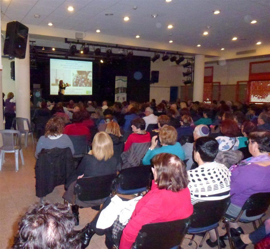 הרצאות במתנס עולמות בפתח תקווה