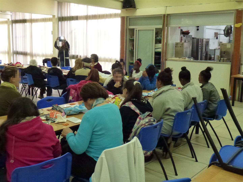 שיתוף פעולה חינוכי סביבתי נוער עם קהילת קשישי בני ברק