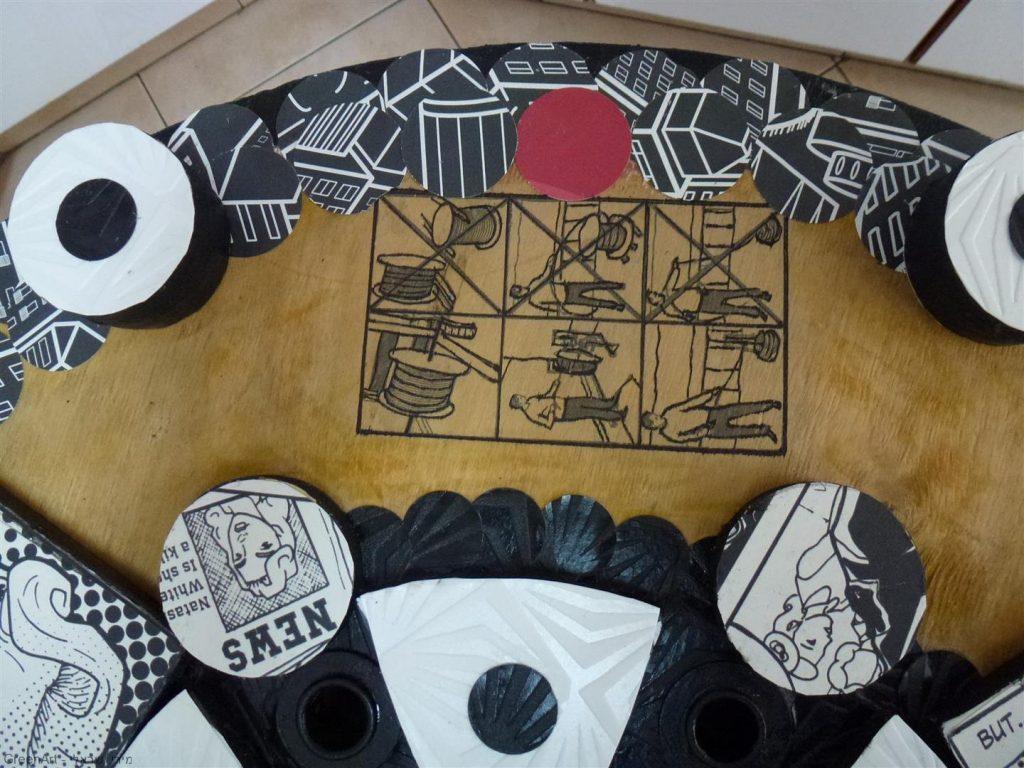 שמירה על הוראות היצרן  כחלק מהאמנות האקולוגית המקורית