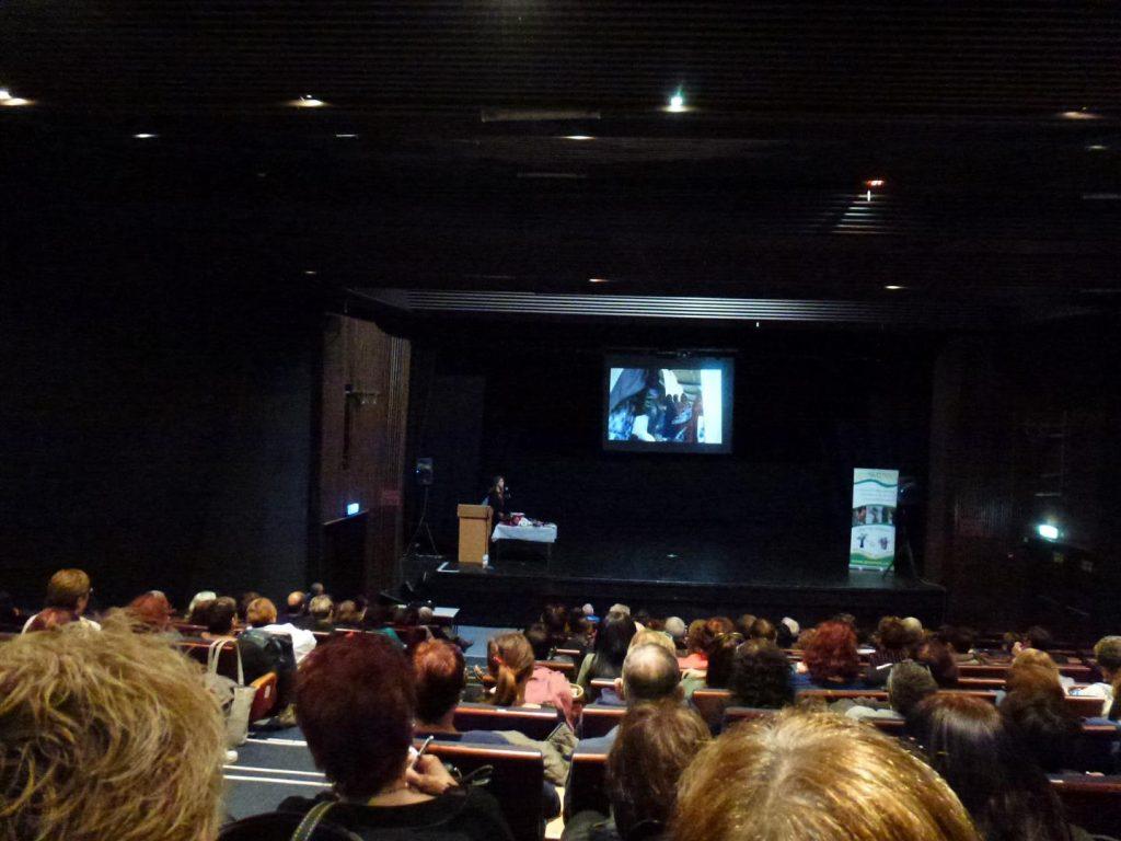 הרצאה חווייתית מעשירה בנושא תרבות חברה וסביבה במופת ראשון לציון