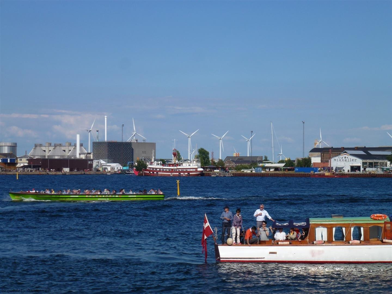 טורבינות רוח להפקת אנרגיית חשמל נקיה