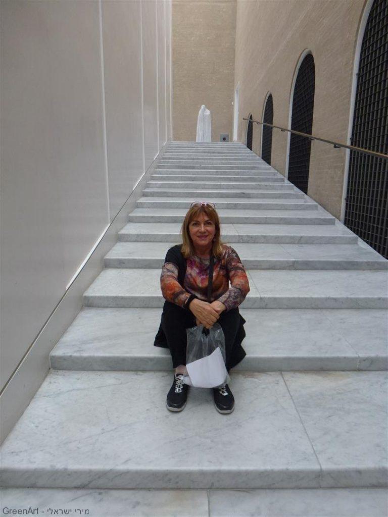 סיור במוזיאון ניר קרלסברג גליפטוטק