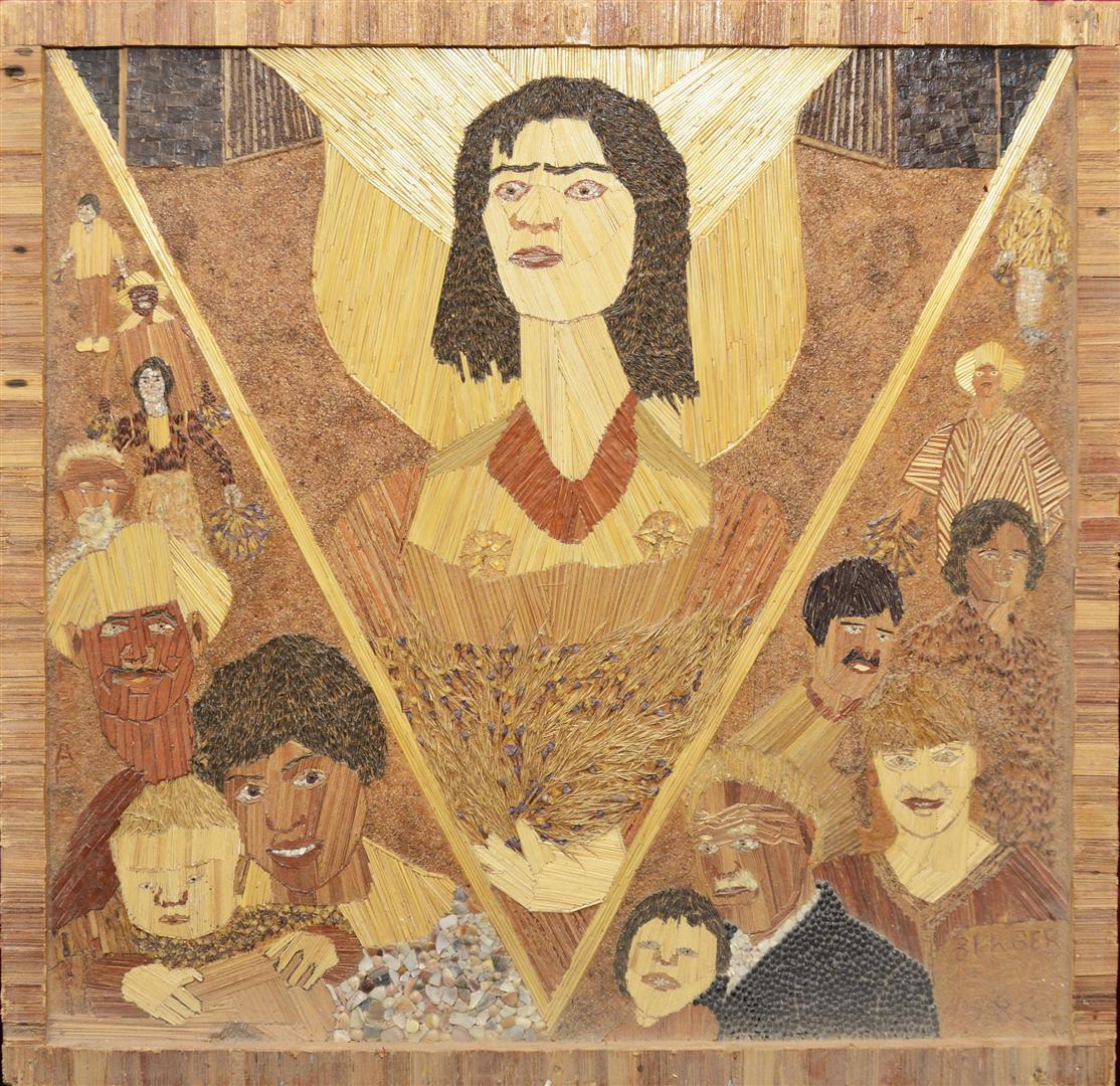 יצירה המציגה את מאבק לשחרור אסירה מאורגואיי