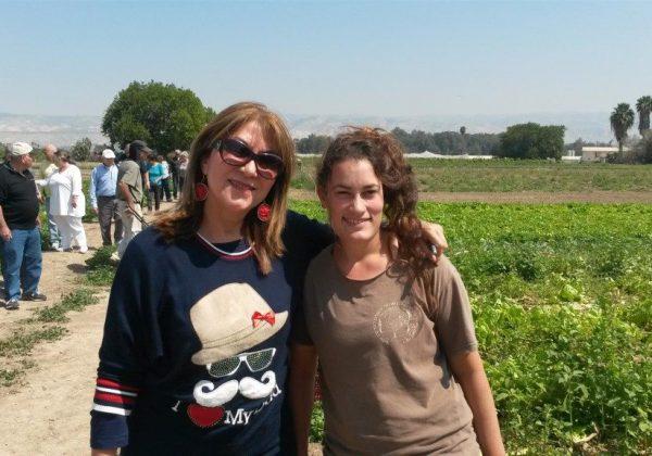 """סיור חווייתי בקיבוץ """"שדה אליהו"""" לחוויה של חקלאות אורגנית"""
