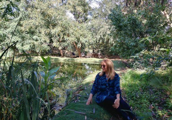סיור ביער המאכל במושב קידרון – גן עדן ירוק עלי אדמות