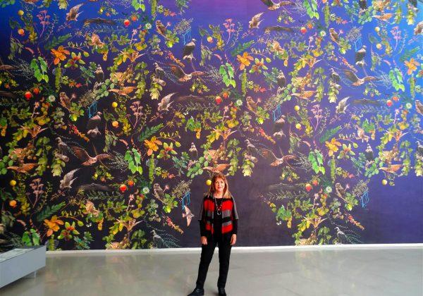"""סיור חווייתי בתערוכת """"Plan(e)t – צמחים חושבים חושבים צמחים"""" – באוניברסיטת תל אביב"""