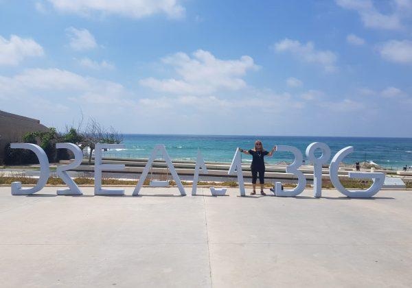 """גאווה ישראלית מהסיור ב""""מרכז החדשנות של ישראל"""" במרכז פרס לשלום ביפו"""