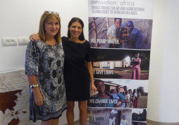 """סיון יערי – הישראלית שמפיצה """"אור לגויים"""" ומספקת חשמל ומים ביבשת אפריקה"""