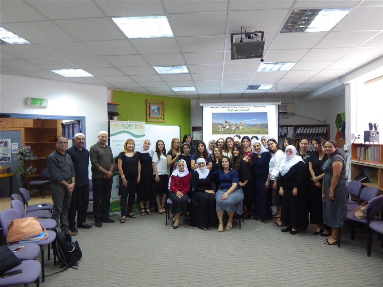 הרצאות ומפגשי העשרה למורים וסגלי חינוך מטעם הסתדרות המורים