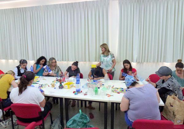 השתלמויות לסייעות וגננות של עיריית תל אביב