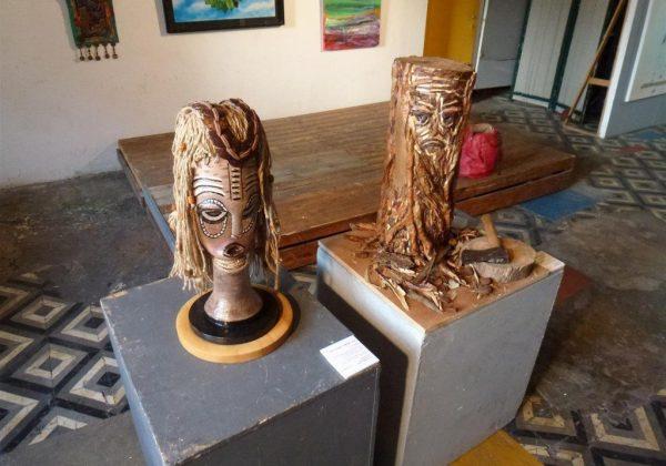 """תערוכת ECO ART """"חיבוק ירוק 2"""" אמנים למען הסביבה"""