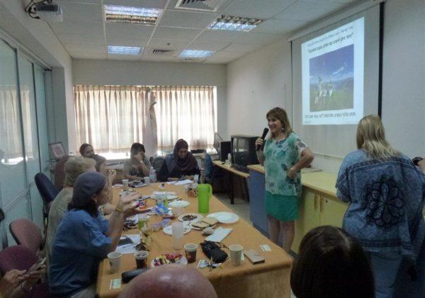 השתלמויות העשרה למורים לקידום ופיתוח ההוראה לחינוך הסביבתי